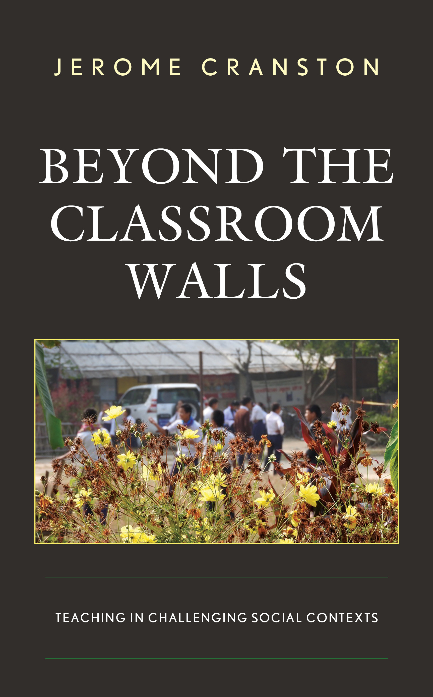 Beyond the Classroom Walls book cover