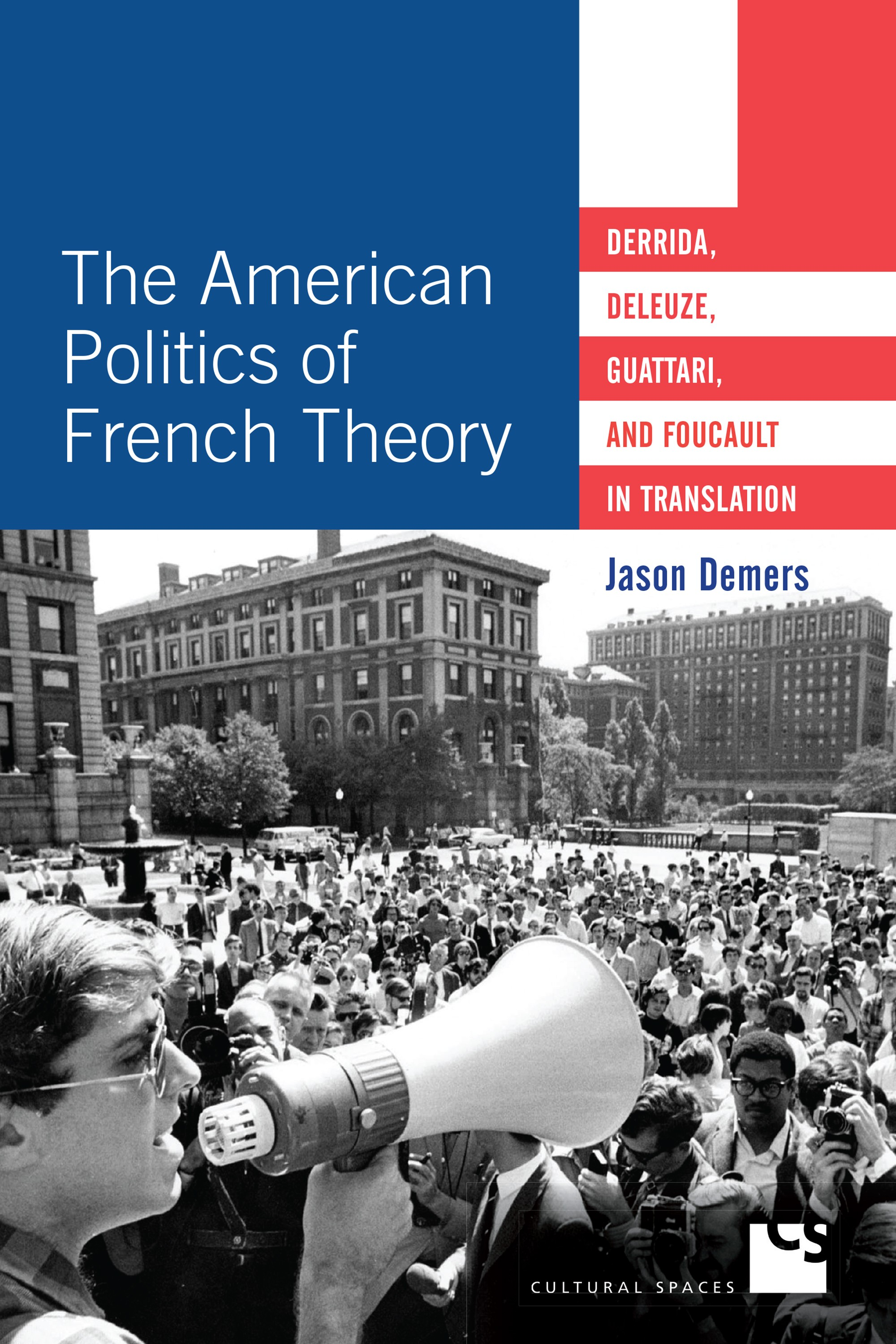 The American Politics of French Theory book cover