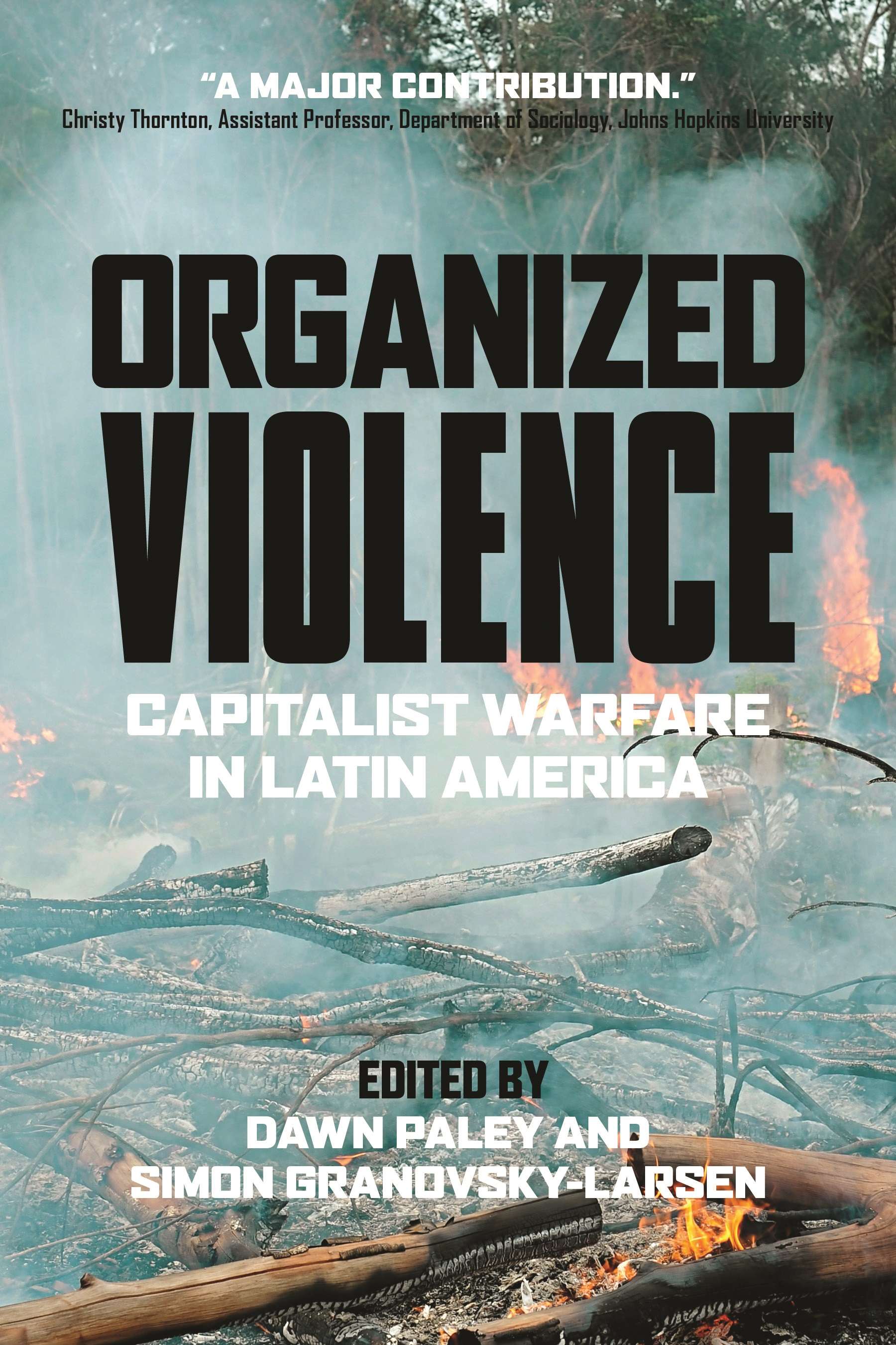 Organized Violence: Capitalist Warfare in Latin American book cover