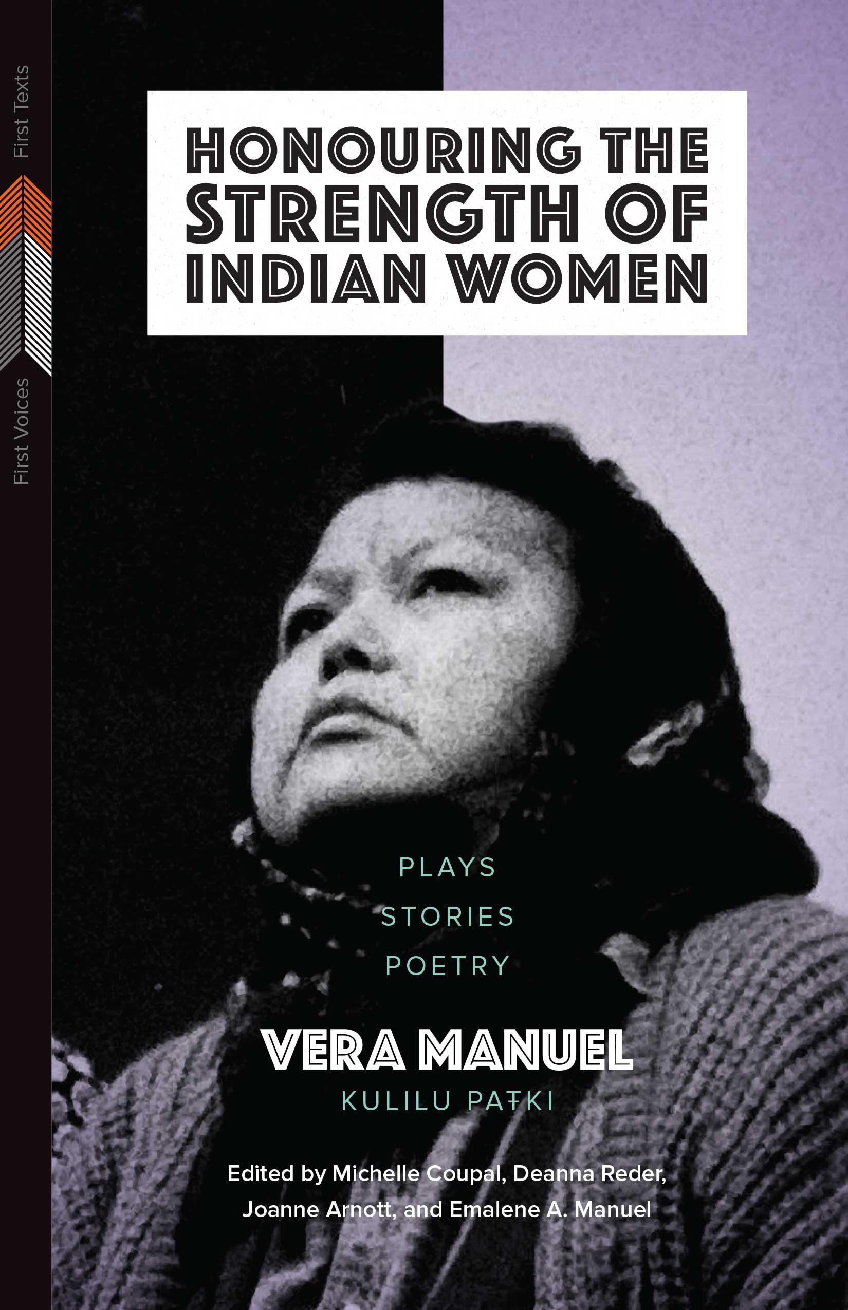 Honouring the Strength of Indian Women book cover