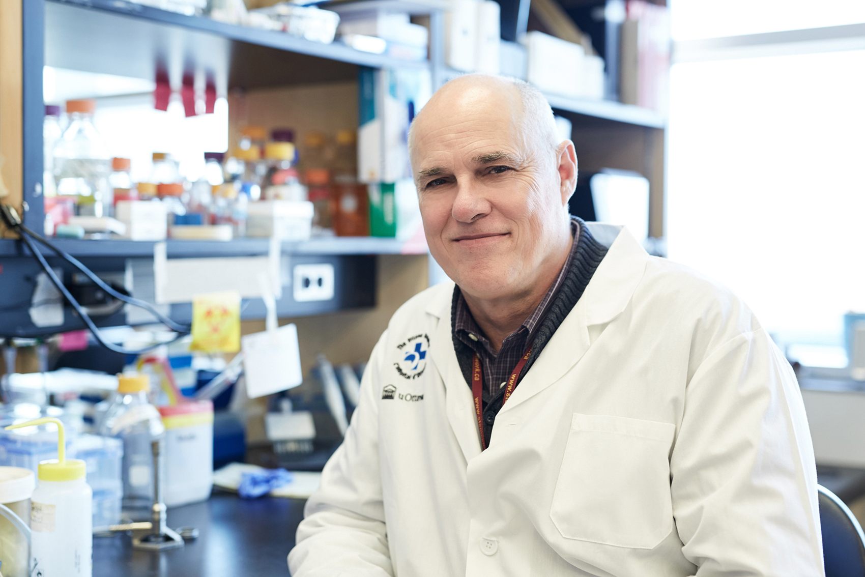 Photo of Dr. Michael Rudnicki