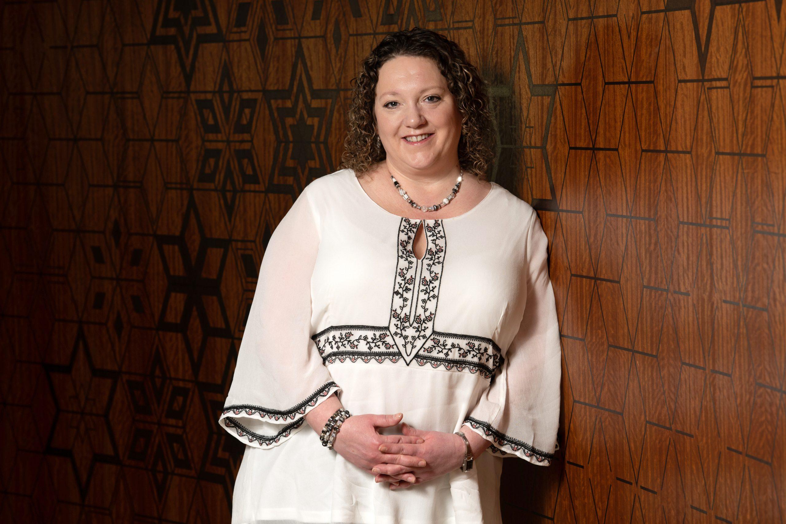 Kathleen McNutt, Vice-President (Research)
