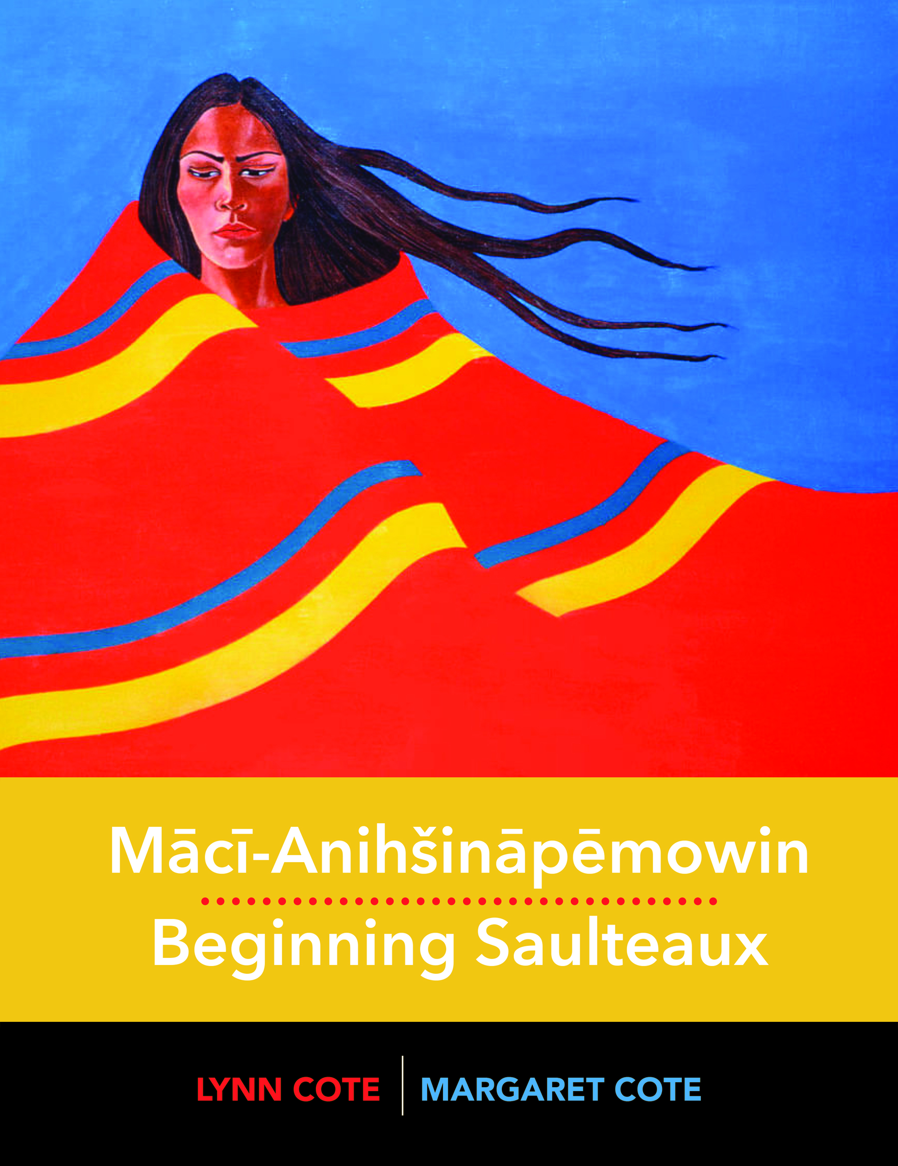 Beginning Saulteaux COVER HIGH RES