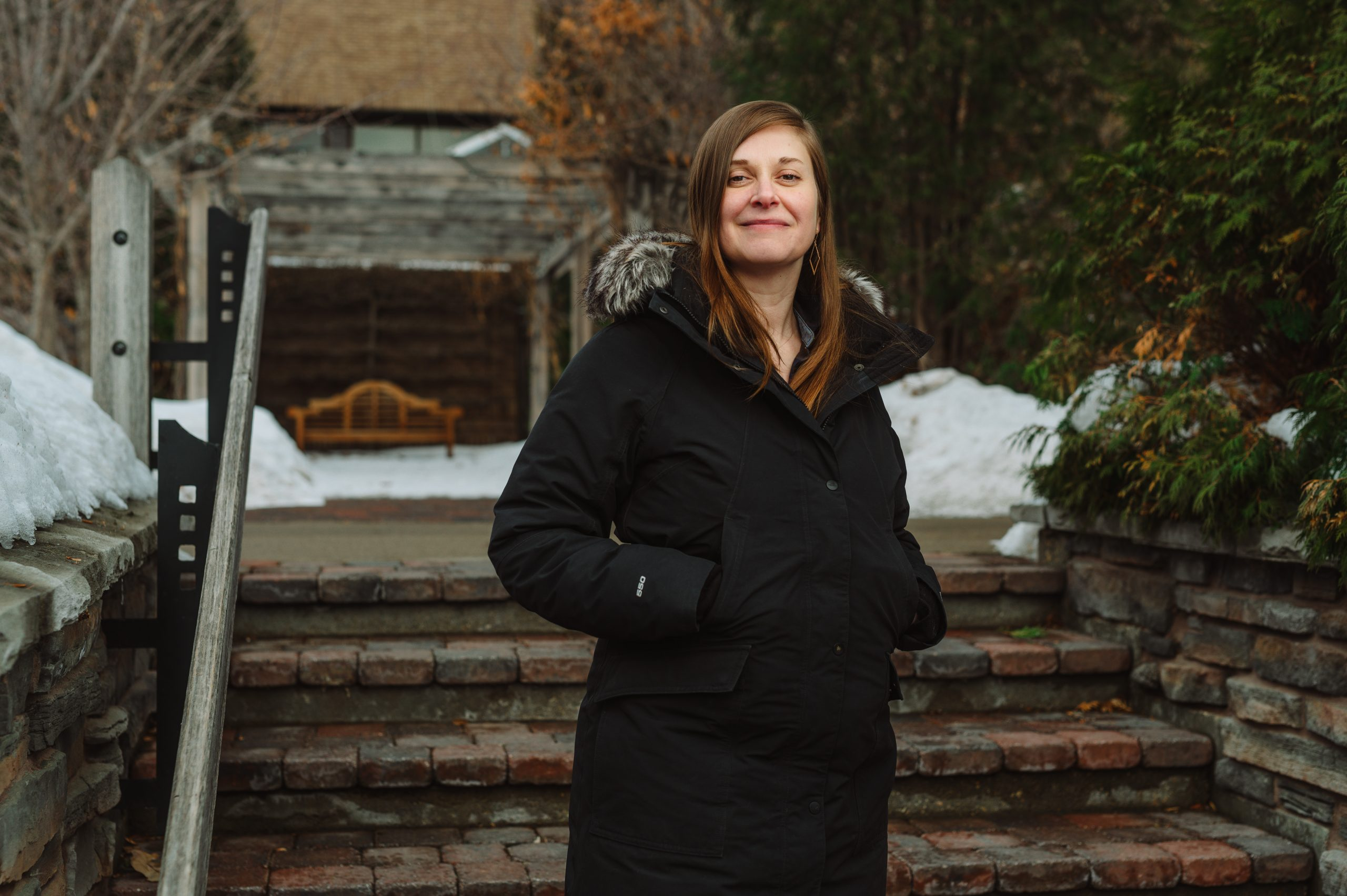 Dr. Kara Fletcher is a U of R social work assistant professor on a mission to humanize the lived experience of those living with substance use disorders. (Photo by Matt Smith)