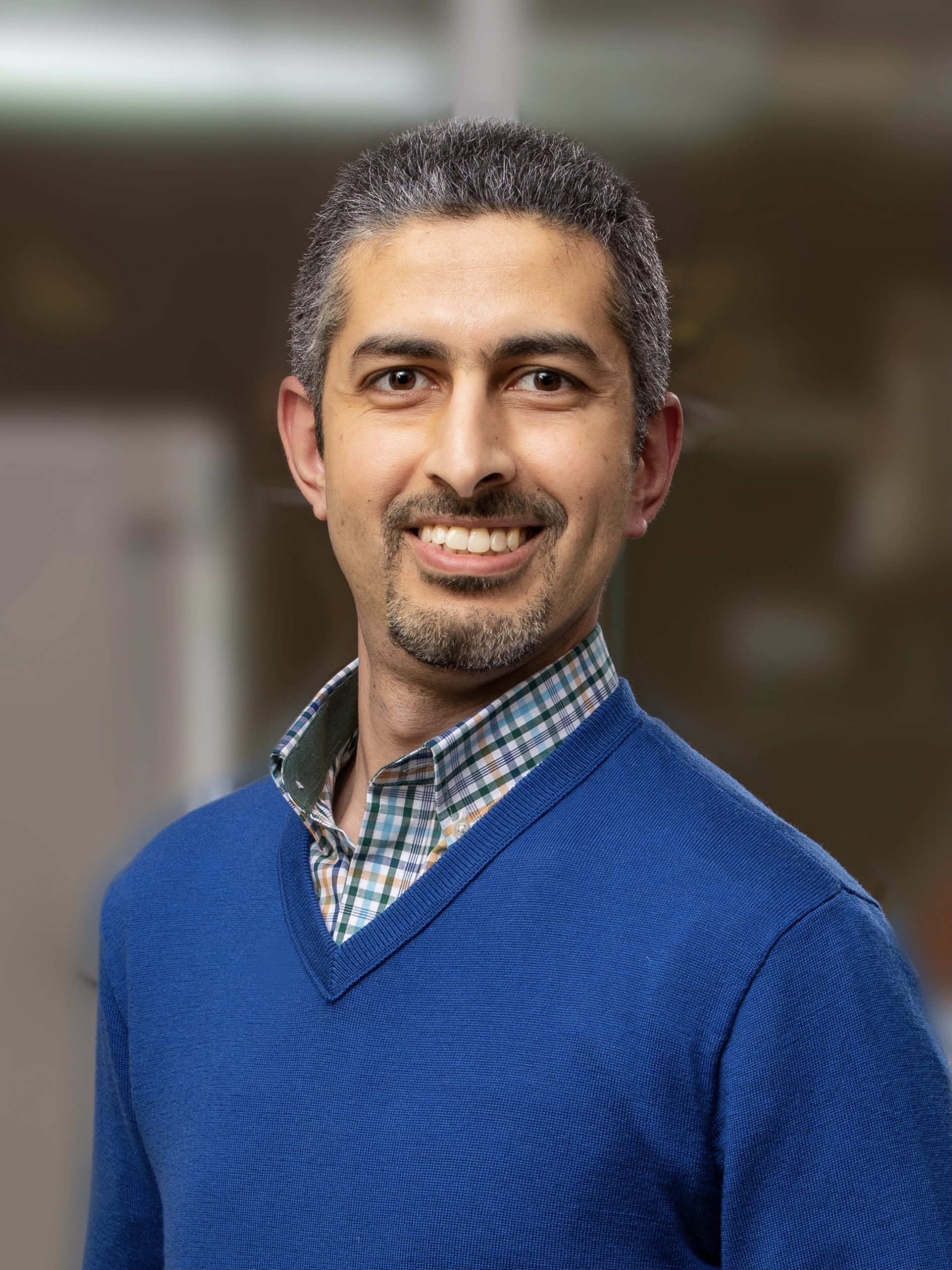 Dr. Omar El-Halfawy's research will contribute to local and global efforts to fight antimicrobial resistance and alleviate the burden of infectious diseases in Saskatchewan. Photo by McMaster University.